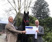 Paarden4daagse en de Rabobank helpen elkaar